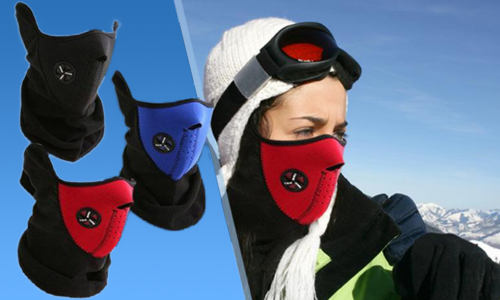 Neoprene-Face-Mask